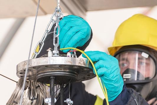 BAM errichtet Großversuchsstand zum Test stationärer Elektrischer Energiespeicher