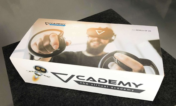 Vcademy Reveal – Virtual Reality-Trainings-App