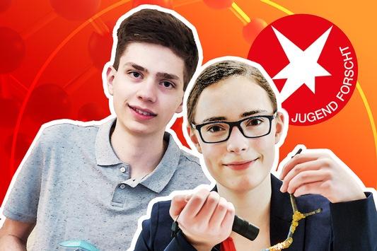 Start frei für den 56. Bundeswettbewerb von Jugend forscht – gemeinsam ausgerichtet von der Stiftung Jugend forscht e. V. und dem Science Center experimenta in Heilbronn