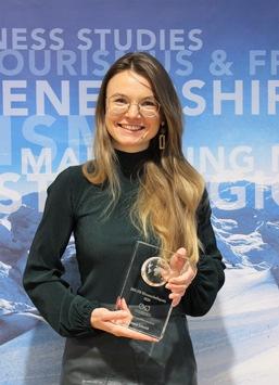 MCI Tourismus gewinnt DGT-ITB Wissenschaftspreis 2020