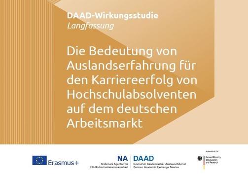 Studie zu internationalen Erfahrungen im Studium   DAAD-PM Nr. 61