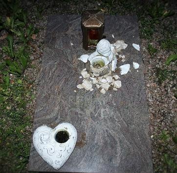 POL-AC: Friedhof Breinig; Gräber geschändet; Mann festgenommen