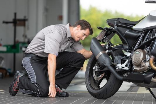 KÜS: Sicherer Start in die Motorradsaison