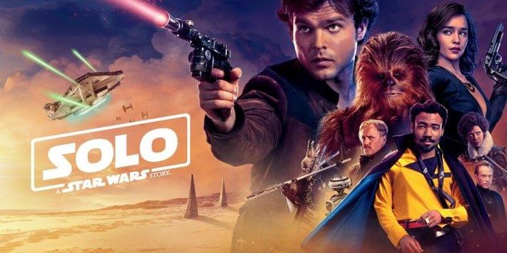 """ProSieben hat die Macht! Free-TV-Premiere von """"Solo: A Star Wars Story"""" am Sonntag, 22. November 2020"""