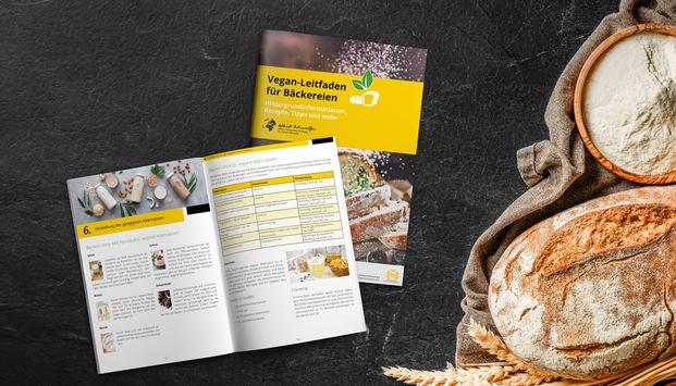 Neuer Vegan-Leitfaden für Bäckereien / Mit veganen Backwaren neue Zielgruppen erschließen
