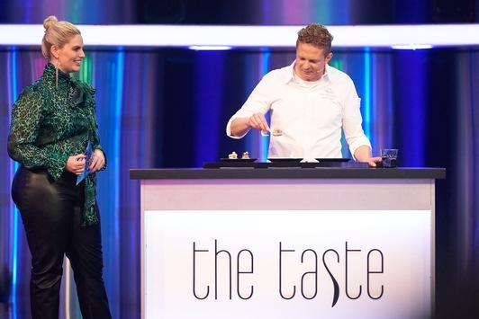 """""""The Taste"""" stark wie noch nie. SAT.1 feiert die erfolgreichste Staffel der Koch-Show / Halbfinale am Mittwoch"""
