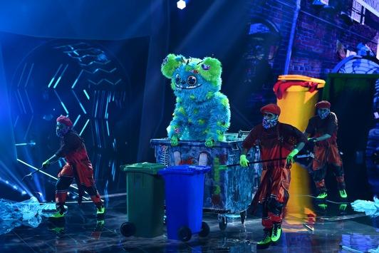 """Rätselhaft wie nie: Welcher Star lüftet in der zweiten Folge von """"The Masked Singer"""" am Samstagabend die Maske?"""