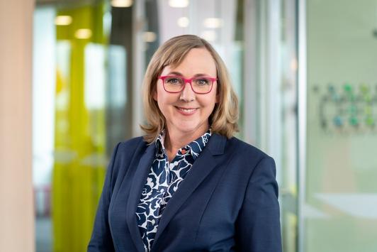 Kathrin Hartkopf wird Sprecherin der Geschäftsführung von Plan International Deutschland