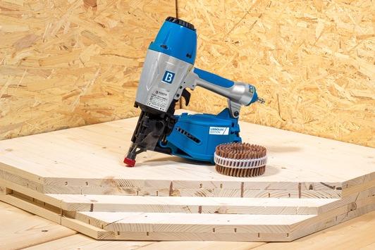 Große BECK-Aktion läuft an – LIGNOLOC® Holznagel-System jetzt kostenlos testen