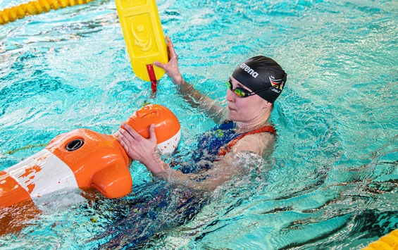 Europameisterschaft im Rettungsschwimmen: DLRG Nationalmannschaft vor erstem Wettkampf seit zwei Jahren