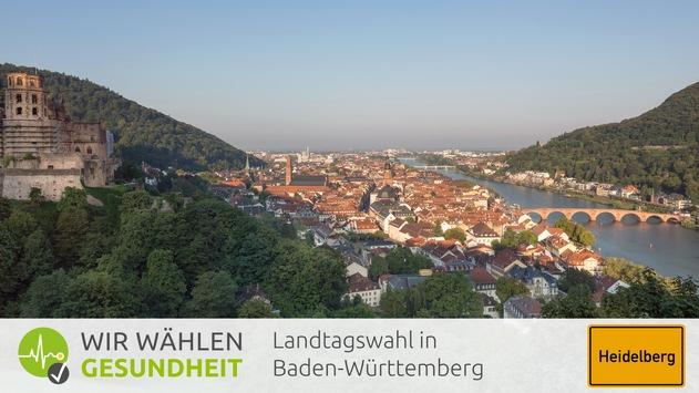 """Uniklinik-Fusion Mannheim/Heidelberg: Politiker erwarten """"Charité am Neckar"""" / health tv-Talk im Vorfeld der Landtagswahl in Baden-Württemberg"""