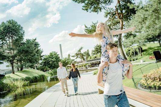 Probefahrten, Open-Air-Ausstellungen und zahlreiche Mitmachaktionen: Die Autostadt startet ihre Familienwochen