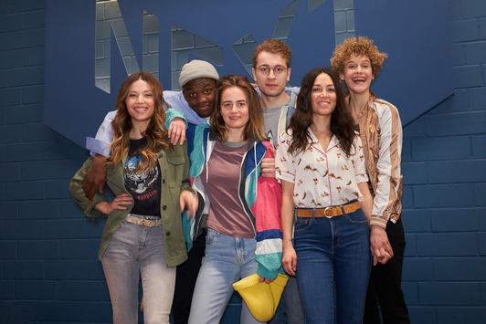"""neoriginal: Drehstart für ZDFneo-Comedyserie """"Start the fck up"""""""