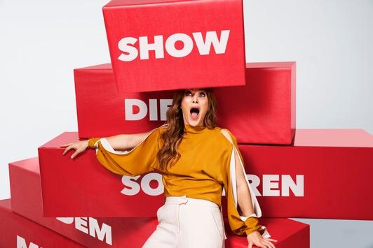 """Geld? Gehirn? Oder Sex-Appeal? Olivia Jones, Jan van Weyde, Özcan Cosar und Sarah Lombardi sortieren am Mittwoch in """"Die Show mit dem Sortieren"""" auf ProSieben"""