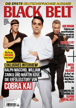 Das Black Belt Magazin – jetzt auch als deutschsprachige Ausgabe erhältlich / Mit Reportagen, Interviews und Features aus den USA und exklusiven Inhalten aus Deutschland!