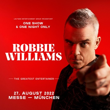 Robbie Williams – One Show & One Night Only – ANHÄNGE