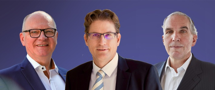 Norbert Streveld als neuer Vorstandsvorsitzender des Senats der Wirtschaft Deutschland gewählt / Neuer Präsident Prof. Burkhard Schwenker – Dieter Härthe wird Ehrenvorsitzender