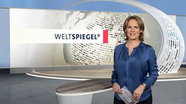 """Das Erste / """"Weltspiegel"""" – Auslandskorrespondenten berichten am Sonntag, 11. Juli 2021, um 19:20 Uhr vom SWR im Ersten"""
