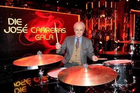 Vorhang auf für die 26. José Carreras Gala / Live am Donnerstag, den 10.12.2020 – ab 20.15 Uhr im MDR
