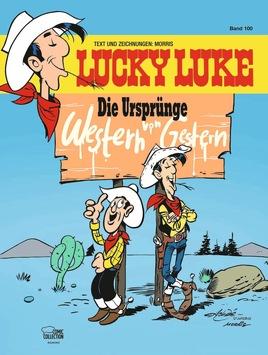 Startschuss zum Lucky Luke Jubiläumsjahr mit dem Album Nr. 100