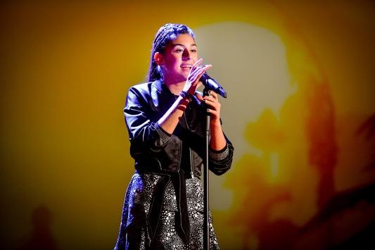 """Junior Eurovision Song Contest 2020 bei KiKA: Susan belegt mit """"Stronger With You"""" den 12. Platz für Deutschland / #MovetheWorld: Unser Star für Warschau"""