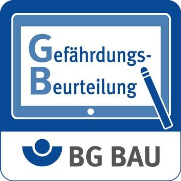 BG BAU bietet neue Web-App für digitale Gefährdungsbeurteilung