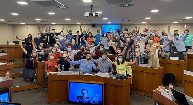 Erster Executive MBA von Weltniveau in Deutschland – IESE Business School wächst in München: 160 Manager aus 35 Ländern