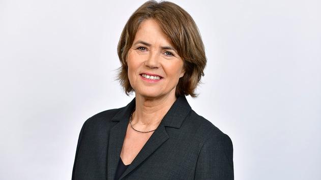 rbb-Rundfunkrat bestätigt Friederike von Kirchbach als Vorsitzende