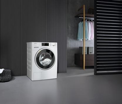 Miele-Waschmaschine siegt bei Stiftung Warentest – zum vierten Mal in Folge