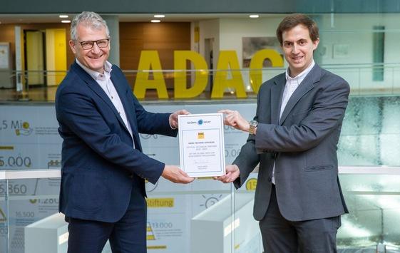 ADAC und Global NCAP verlängern Kooperation / Verbraucherschutzprogramm für Fahrzeugsicherheit für weitere drei Jahre in Landsberg gesichert