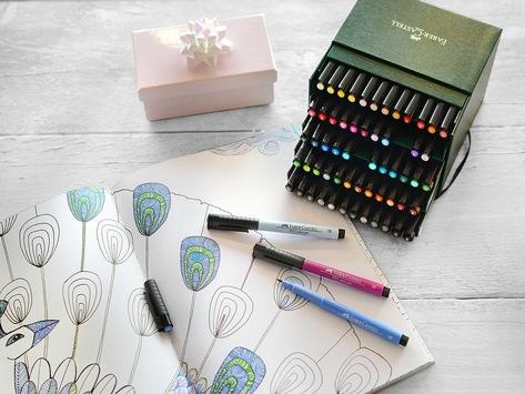 Mit Stift und Papier ganz bei mir: Wie kreative Routinen die Psyche stärken