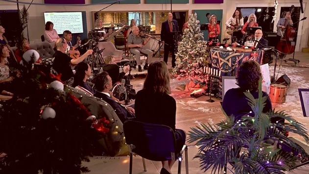 Coming Home: Neue Serie auf Bibel TV mit Waldemar Grab – Gospel & Musik / Am 3. Advent startet ein dreiteiliges Weihnachtsspecial mit den schönsten Weihnachtsliedern – immer sonntags