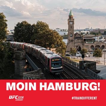 UFC GYM kündigt erstes Studio in Deutschland an: am Fitness-Standort Hamburg
