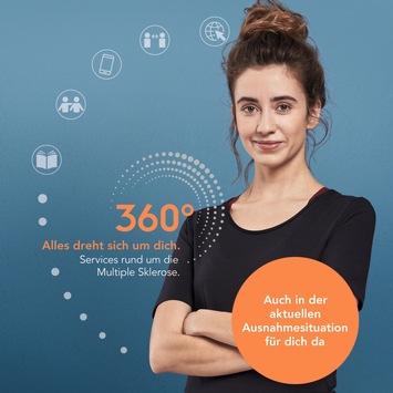 360°: Services für Menschen mit Multipler Sklerose im Praxistest