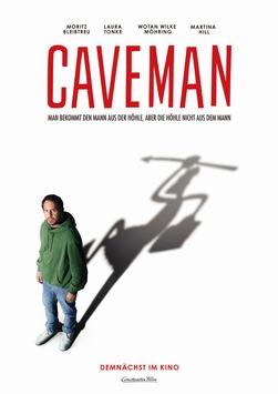 Weihnachten ist gerettet! / CAVEMAN / startet am 23. Dezember 2021 im Kino