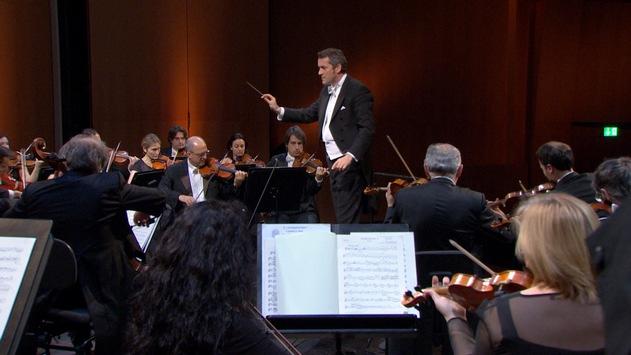 """""""Johannes Brahms: Sinfonie Nr. 4 e-Moll op. 98"""": 3sat zeigt Konzert des Orchestra della Svizzera italiana in Lugano"""