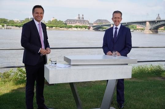 """""""SWR Aktuell Sommerinterview"""" mit Joachim Streit (Freie Wähler) am 2.7., 19:30 Uhr im SWR Fernsehen"""