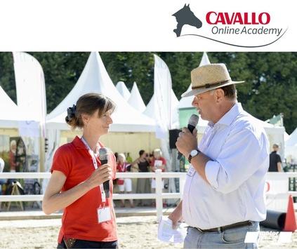 Neues digitales Konzept von CAVALLO für Reiter und Fans der CAVALLO ACADEMY