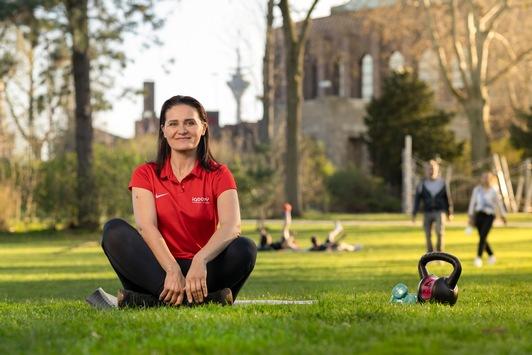 Outdoor Personal Training / Der Fitness-Trend bekommt neuen Schub