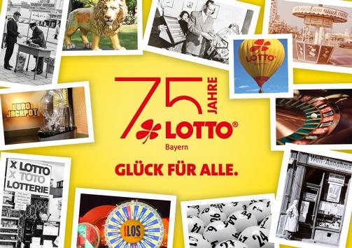 75 Jahre Glück für alle in Bayern: 20 Milliarden Euro Gewinne mit allein 1033 neuen Millionären