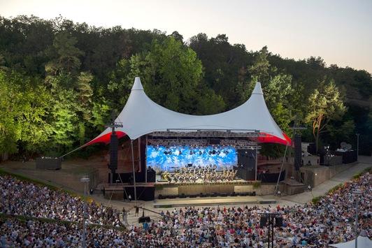 Martin Grubinger mit den Berliner Philharmonikern live in 3sat