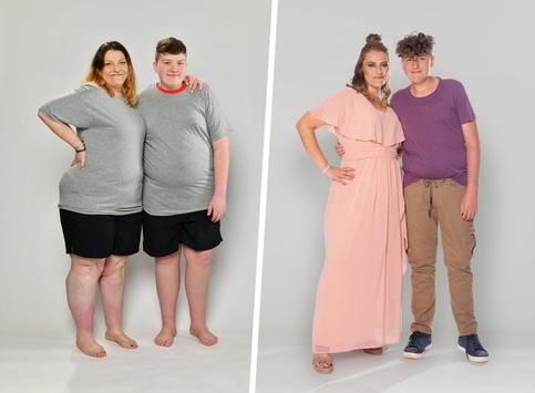 """Unglaubliche 438,3 Kilo leichter. Wer gewinnt das Finale von """"The Biggest Loser – Family Power Couples"""" am Montag, 22:15 Uhr, in SAT.1?"""