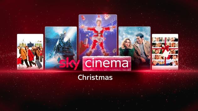 Ab heute Weihnachten rund um die Uhr: Mit Sky Cinema Christmas und den schönsten Weihnachtsfilmen