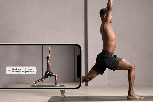 Novum für Deutschlands Yoga Apps: Künstliche Intelligenz für personalisiertes Training mit Echtzeit Feedback