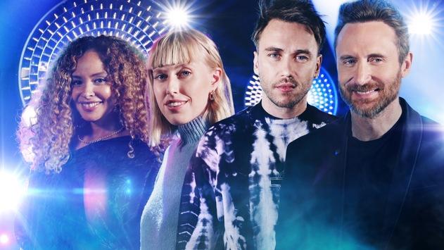 Star-Power. David Guetta, Clueso, LEA und Joy Denalane kommen zu #TVOG