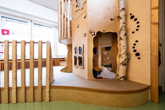 Hamburger Spendenparlament ermöglicht Spielzimmer in der neuen Kinderpsychiatrie