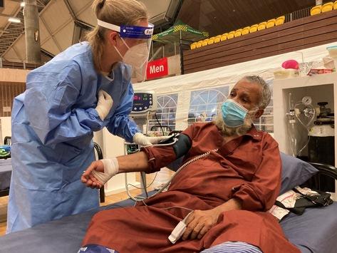 Papua Neuguinea: Einsatz zu Land und in der Luft / Medizinisches Team der Johanniter unterstützte vier Wochen bei der Eindämmung der Covid-Pandemie ++ Donnerstag reist das Team zurück nach Deutschland