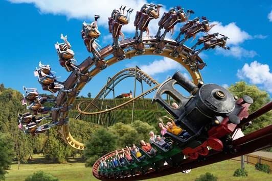 Tripsdrill ist erneut bester Themenpark Europas!