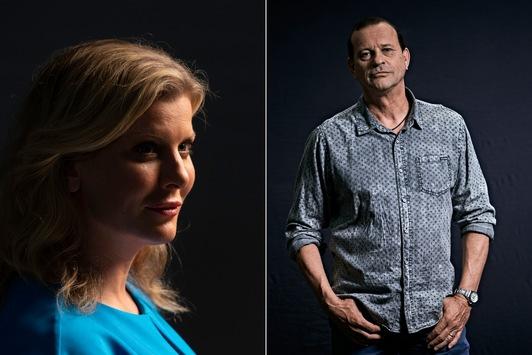 Neues True-Crime-Format von Crime + Investigation setzt auch auf Eva Habermann und Michel Guillaume