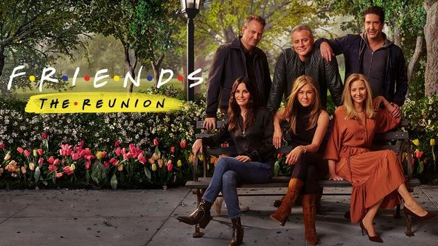 """""""Friends: The Reunion"""" bei Sky nun auch auf Deutsch"""